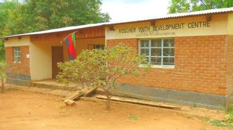 The office of Roscher Youth Development Centre in Rumphi